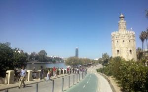 Ciudad donde está la academia de inglés en Sevilla