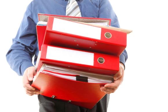 documentación en ficheros