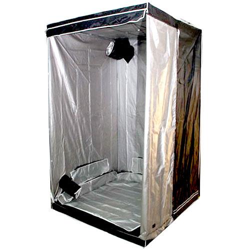 armario de cultivo tamaño intermedio