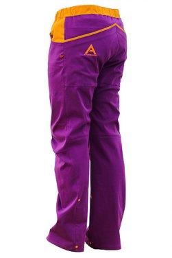 pantalón de escalada hombre de Avoremon en color morado